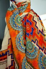 Scarf Shawl Aztec Print Ladies Wrap Womens Soft Cape New Poncho Veil Hijab Long
