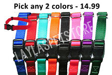 "PetSafe 2-3/4"" Nylon Fence Collars For Stubborn Dog Stay+ Play Wireless Fence"