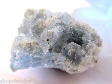 Celestite Crystal Cluster 8oz Geode A28-02 Healing Crystal Angels Calming Peace
