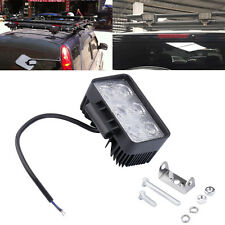 1pc 18W 6LED Spot work Lamp Light Offroads 12V For Trailer Off Road Boat QT