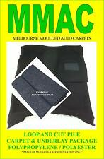 MOULDED CAR CARPETS (F10) FORD FALCON XR XT XW XY F&R&U/LAY 67-72 columnshift