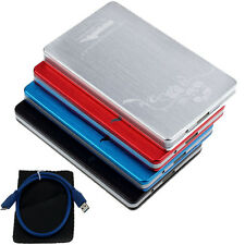 USB 3.0 External Case 2.5Inch SATA Hard Disk Drive HDD SSD Enclosure For Windows