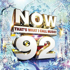 Now That's What I Call Music! 92...used once
