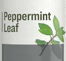 PEPPERMINT LEAF Single Herb Liquid Extract Natural Herbal Tincture Made in USA
