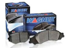 Wagner Brake Pad Set Rear DB1132WB fits BMW 5 Series 520 i 24V (E34),525 i (E...