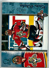 97/98 PACIFIC OMEGA ICE BLUE KEVIN WEEKES #104
