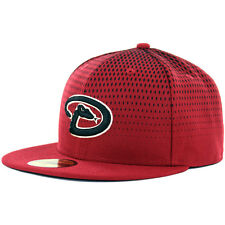 "New Era 59Fifty Arizona Diamondbacks ""Alternate 4"" Fitted Hat Brick Red MLB Cap"