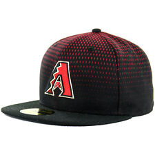 "New Era 59Fifty Arizona Diamondbacks ""Alternate 3"" Fitted Hat (Black) MLB Cap"