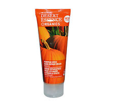 DESERT ESSENCE ORGANICS PUMPKIN SPICE HAND REPAIR CREAM - FREE SHIPPING