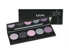 NYX 5 Color Eyeshadow Palette The Caribbean Collection [Various Combo Palettes]