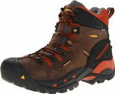 KEEN Men's Pittsburgh Soft Toe Work Shoes - New In Box