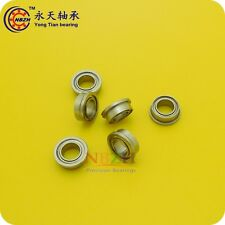 Flanged ball bearings F609ZZ F609-2RS 9*24*27*7*1.5 mm