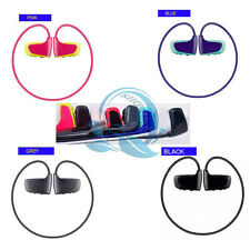 8GB Sports MP3 Player Rechargeable Stereo Audio Headset Earphone Headphones