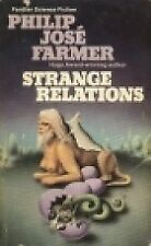 STRANGE RELATIONS (PANTHER SCIENCE FICTION), PHILIP JOSE FARMER, Used; Good Book