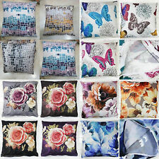 Soft Retro Living Room Pillow Case Cushion Cover Bed Sofa Office Decorative  H62