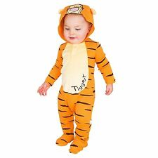 Disney Baby Toddler Tigger Romper Winnie Pooh Costume Bodysuit Infant One Piece
