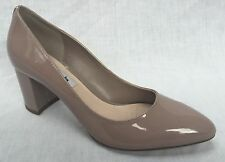 BNIB Clarks Ladies Blissful Cloud Shingle Patent Leather Court Shoes
