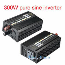 500w 1000w 1500w 2000w 3000w DC 12V/24V to AC 110V pure sine wave power inverter