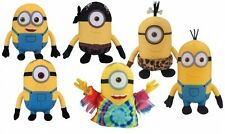 """Despicable Me Minion Crane Assortment 7"""" or 15"""" inches Plush - Choice your once"""