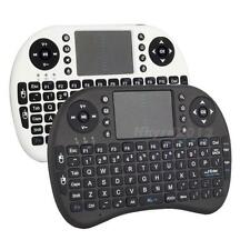 2.4G Mini Wireless Keyboard Air Mouse Touchpad For TV BOX PS3 XBOX 360 PC HYDG