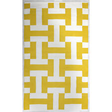 Fab Rugs Rugs NEW Canal Yellow Rug