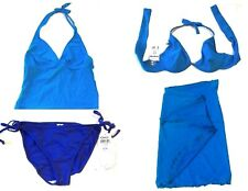Sunsets Blue, Royal & Periwinkle Swimsuits & Swimsuit Separates