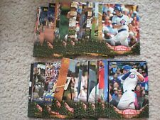 2016 Topps Baseball 100 Years at Wrigley Insert Cards - Take Your Pick