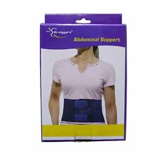 Medical Abdominal Binder Support Hernia Belt Tummy Trimmer Preventive Elastic