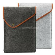 "Soft Carrying Sleeve Bag Case Pouch Cover for iPad Tablet Netbook 7"" 9"" 12"" A9D6"