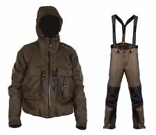 Greys Strata All weather Durable Over-Trousers + Strata Wading Fishing Jacket