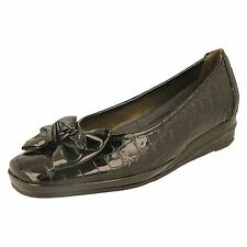 Ladies Van Dal Wedges The Style Hopewell XE -W