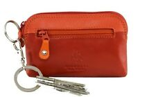 Visconti RB62 Multi Color Ladies Soft Leather Coin Purse Key Wallet Chain Case