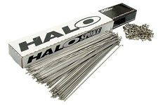 Halo Stainless Steel Double Butted Spokes 254mm - 288mm 2 Spokes
