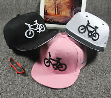 Men Women Hip Hop Bboy Kpop Hat Snapback Baseball Cap Embroidery Bicycle Adjust