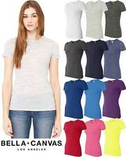 Bella + Canvas - Women's T-Shirt  Cotton/Polyester Ladies T-Shirt  Tee - 6650