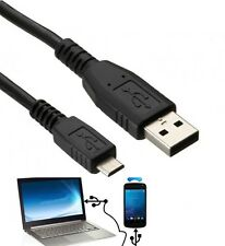 USB 2.0 A To MICRO B Data and Charging Cable 1M Meter Lead