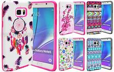 New Chicology Protective Hard Back Bumper Case Cover for Samsung Galaxy Note 5