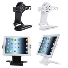 360 Rotation Foldable Tablet Mount Stand Holder for iPad 7-10 Tablet PC SL