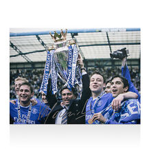 Jose Mourinho Signed Chelsea Photo - The Special One