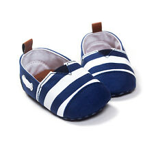 Lovely Baby Infant Toddler Shoes Boys Girls Canvas Soft Sole Sneaker Shoes New