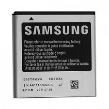 SAMSUNG EB575152VU OEM REPLACEMENT BATTERY FOR i9000 GALAXY S 1500mAh