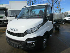 NEW & UNREGISTERED IVECO Daily 35C15 Chassis Cab