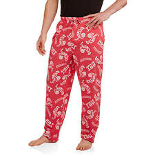 Sriracha Hot Chili Sauce Mens Sleep Lounge Pajama Pants All Over Foodie Print