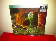 GRAVE INTO THE GRAVE LP GREEN VINYL REISSUE. NEW!!!! SEALED!!!!