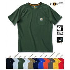 Carhartt T-Shirt Force Cotton Special Cotton NEW Size S M L XL XXL