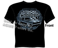 Camaro Shirt Chevy T Shirts Chevrolet Clothing Muscle Car Apparel Tee 1967 1968