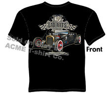 Hot Rod Tshirt Rat Rod 1927 Roadster Ford Shirts 27 Model T Sz M L XL 2XL 3XL