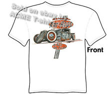 Hot Rod T Shirts Ford Shirt Truck Tee Shirts Automotive Rat Rod 1935 1936 Pickup