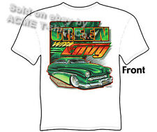 Mercury T Shirt 1949 1950 Custom Car Shirts Automotive Shirts Classic Car Shirt