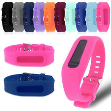 REPLACEMENT WRIST BAND WRISTBAND STRAP FOR FITBIT ONE BRACELET - CLASSIC BUCKLE